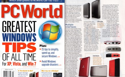 Featured Coverage: PC World Storage Roundup