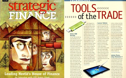 Featured Coverage: iTwin in Strategic Finance Magazine