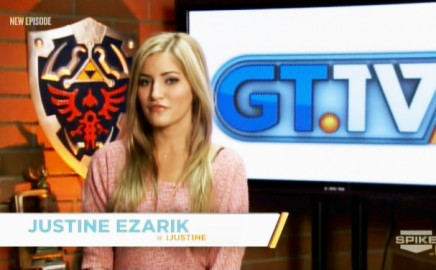 iJustine Covers Spiderpodium on Spike TV