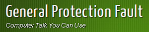 GeneralProtectionFault logo