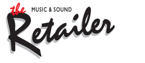 music and sound retailer logo