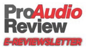 pro audio review logo