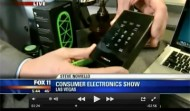 CES 2013 – Rocstor Amphibious X7 on FOX News