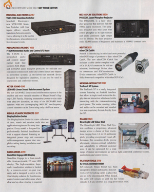 June-2015_Infocomm_Dailies_ALL_Days_VSW-2200_Hot_Products_award_section_David_McGee_pg1