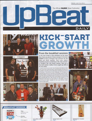 SummerNAMM2014_UpBeat_Daily_Day_2_coverage-of-MOGAMI__Katie_Kailus_FC_thumb